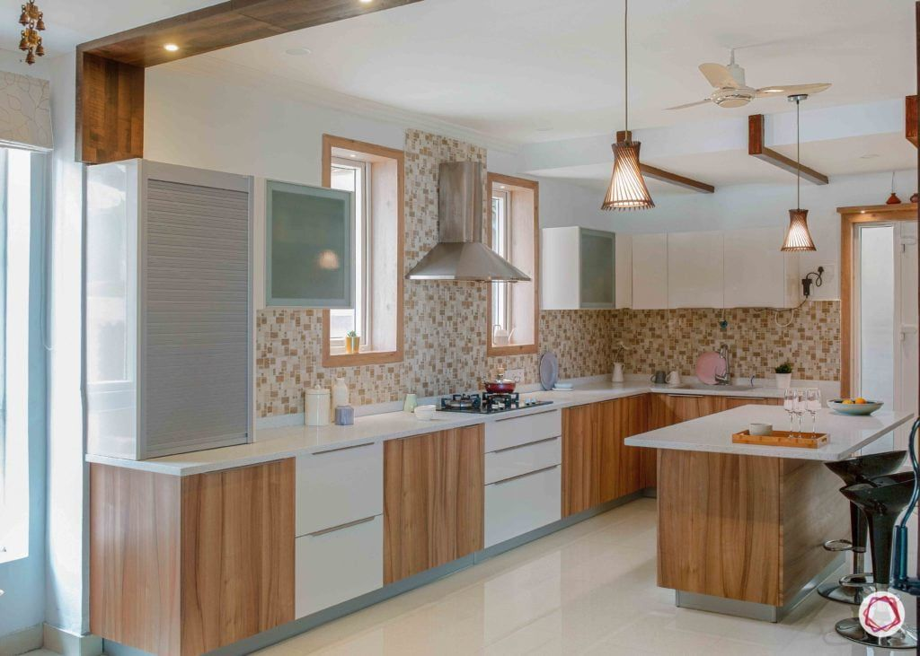 8 Colour Schemes For Indian Kitchens Design Your Kitchen Simple