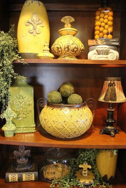 Savvy Seasons Tuscan Decor Italian Decor Pinterest