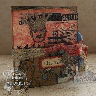 Friday Focus - Tim Holtz' Tags