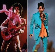 Prince Decades later...still the same