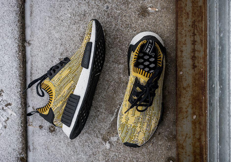 "new styles 54ca4 dd48c A Detailed Look At The adidas NMD Runner PK ""Yellow Camo ..."