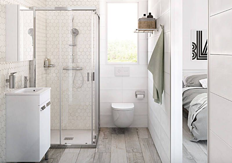 The New Small Bathroom Design Ideas Are Fresh And Revolutionary Rethinking What We Expect A Bathro Bathroom Design Small Bathroom Layout Small Bathroom Layout