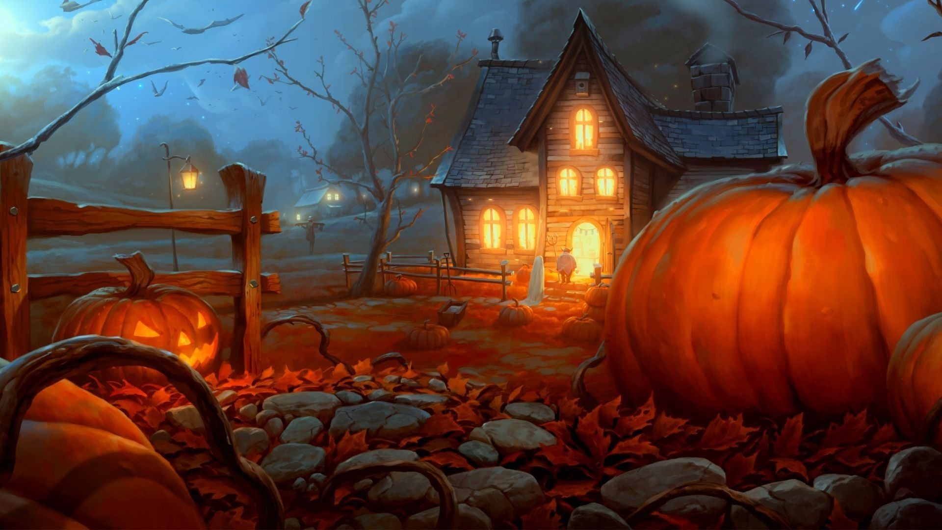 1920x1080 Hd Halloween Wallpaper Halloween Wallpaper Backgrounds Halloween Desktop Wallpaper Halloween Images