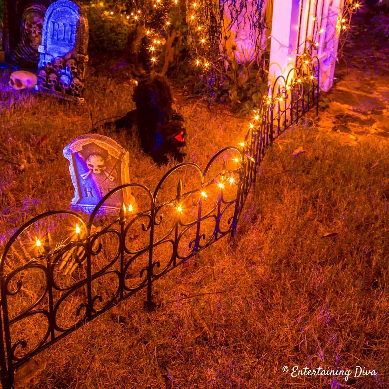 DIY Halloween Graveyard Ideas: How To Make A Halloween