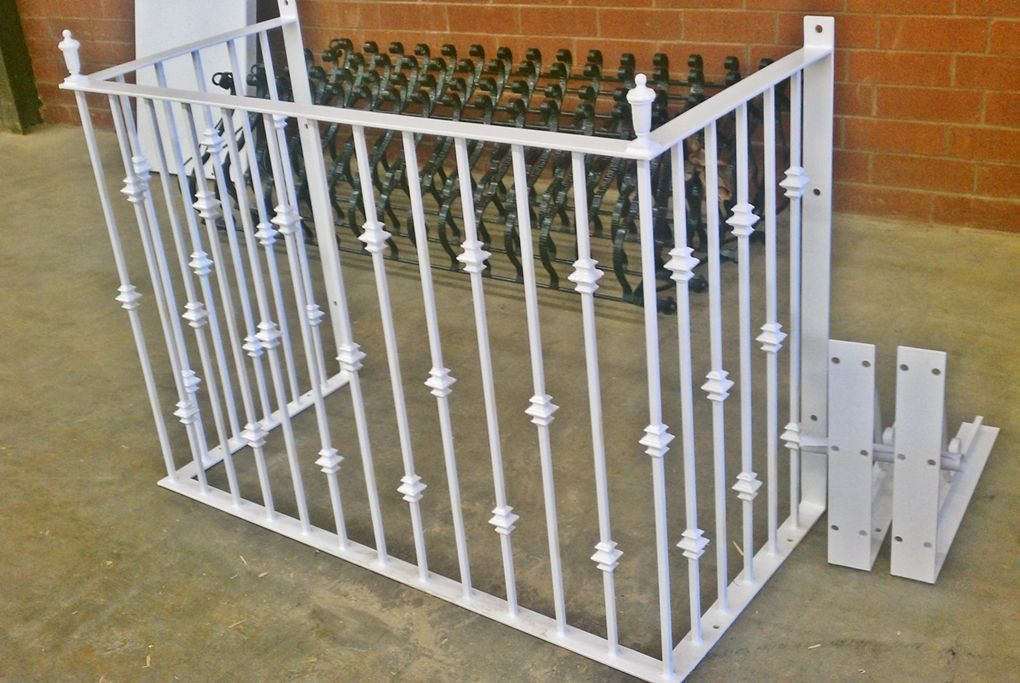 Wrought Iron Balconies White Wrought Iron Balcony Www Deciron