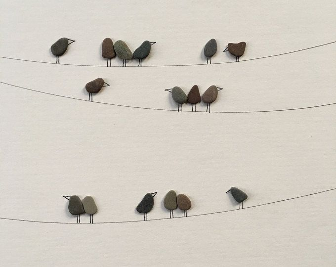 Sharon Nowlan, Fine Art from Pebbles and Sea Glass by PebbleArt