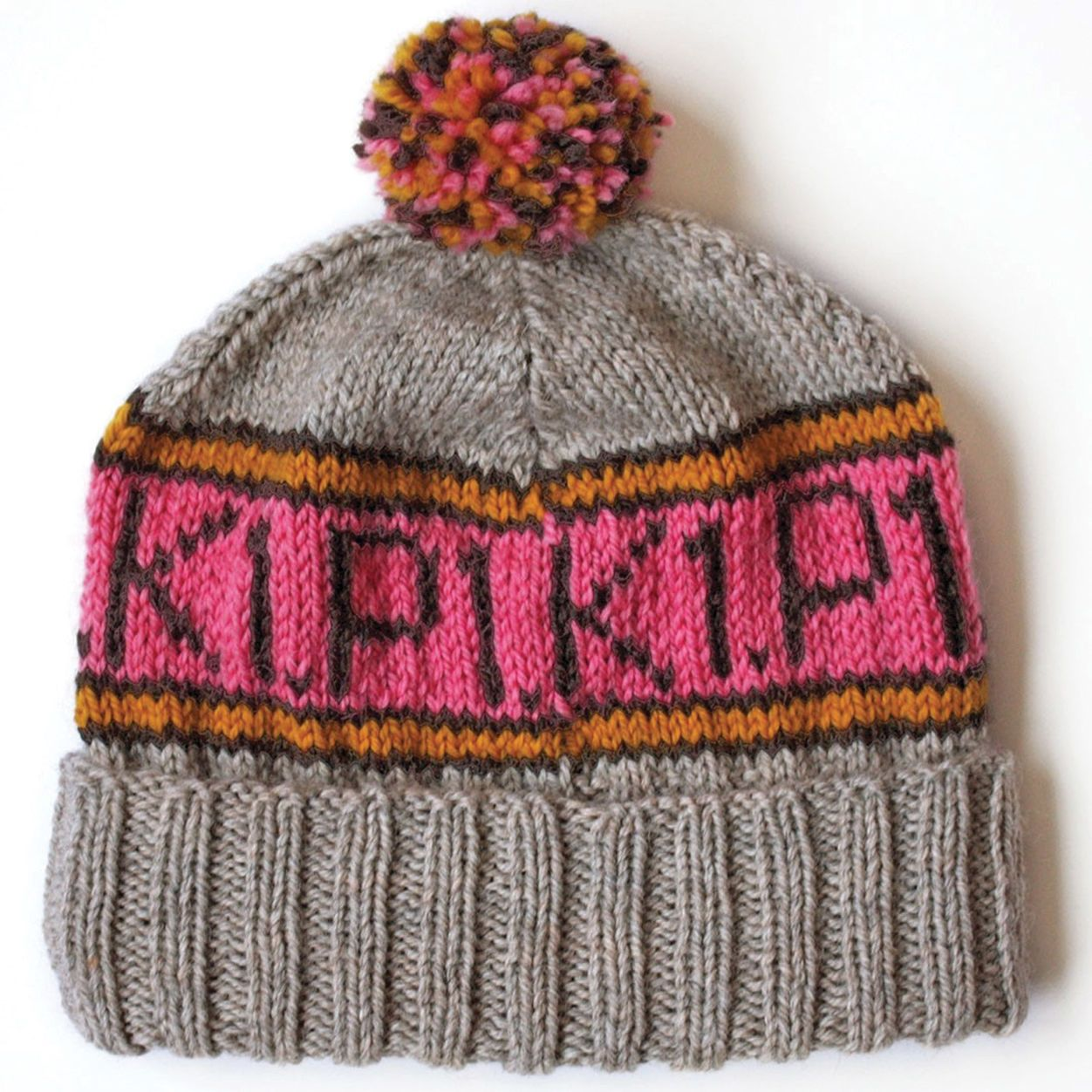 Patons K1. P1. Toque | Knitting, Knitting patterns ...