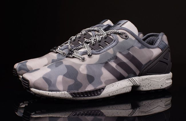adidas zx flux decon camo for sale