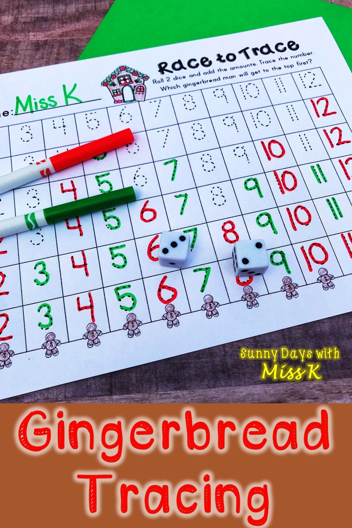 Free Gingerbread Math Center Christmas Math Kindergarten Kindergarten Math Activities Christmas Math Activities Kindergarten [ 1728 x 1152 Pixel ]