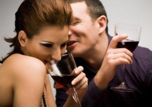 Speed dating body language