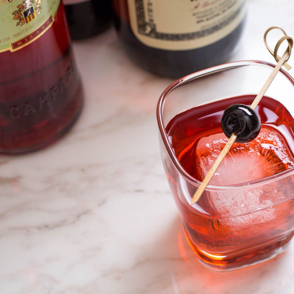 What To Make With Campari: 21 Cocktails Everyone Should