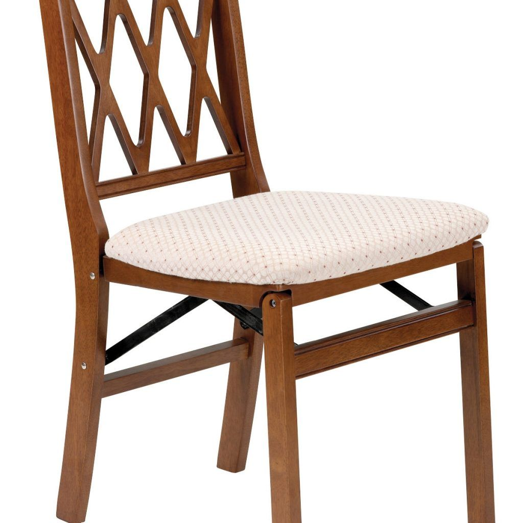 Elegant Padded Folding Chairs