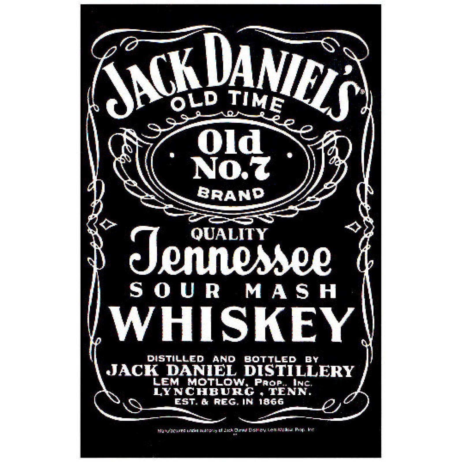 Image result for jack daniels label Decoração com