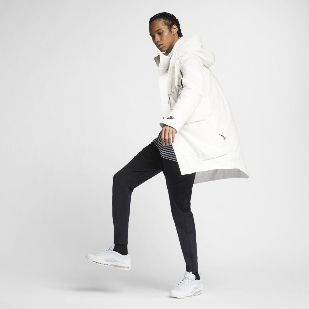 Nike Sportswear Tech Pack Woven Parka (White)