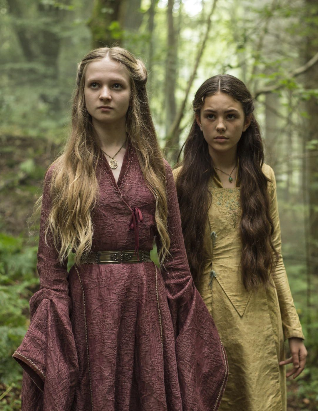 Young Cersei Lannister Game Of Thrones Season 5 Episode 1