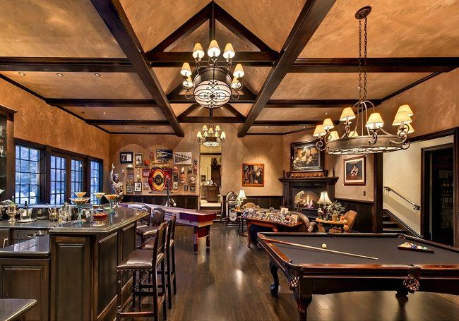 Classy Man Cave Furniture : Man cave men and caves