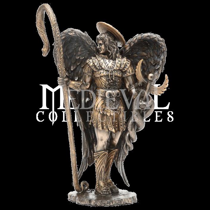 St Raphael Archangel Statue: St. Raphael Statue In 2019