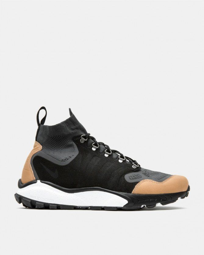 bbe05b3015c5 Nike - Air Zoom Talaria Mid Flyknit Premium (Anthracite