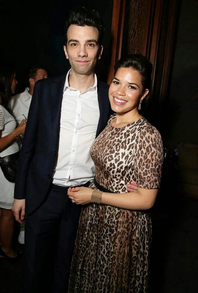 Jay Baruchel And America Ferrera The Voices Of Hiccup And Astrid