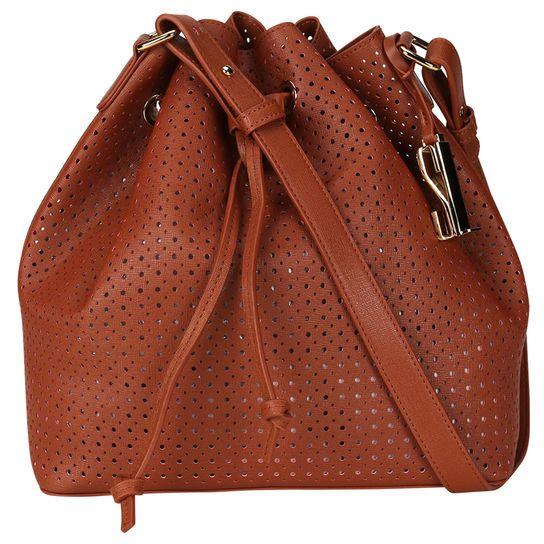9591d6e30 Bolsa Santa Lolla Saco Chaveiro - Caramelo | Acessórios | Bags ...
