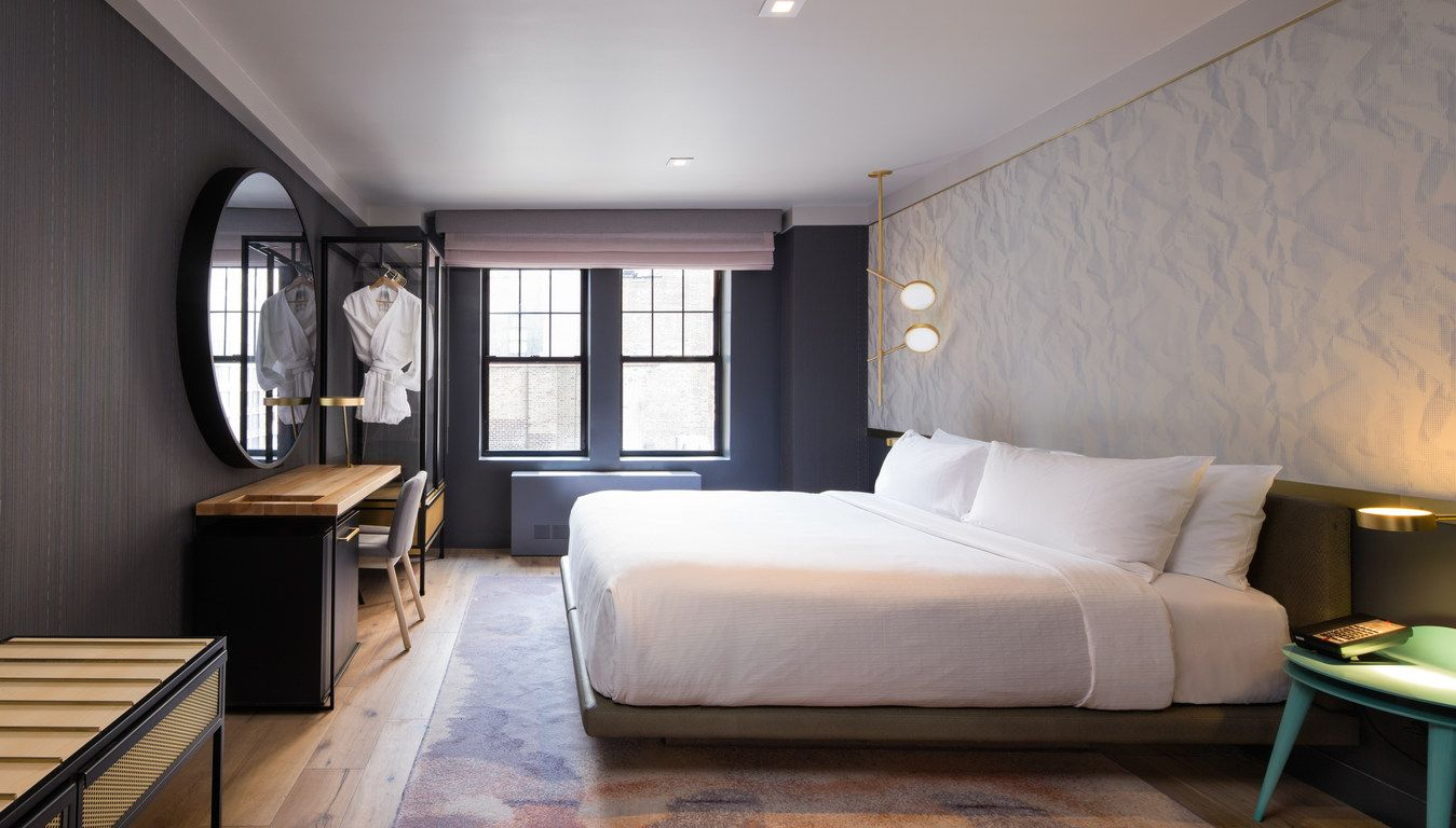 Located Right In The Heart Of Midtowns Theater District Time Hotel New York Is A Fresh And Sophisticated Different From Anything You Have Seen