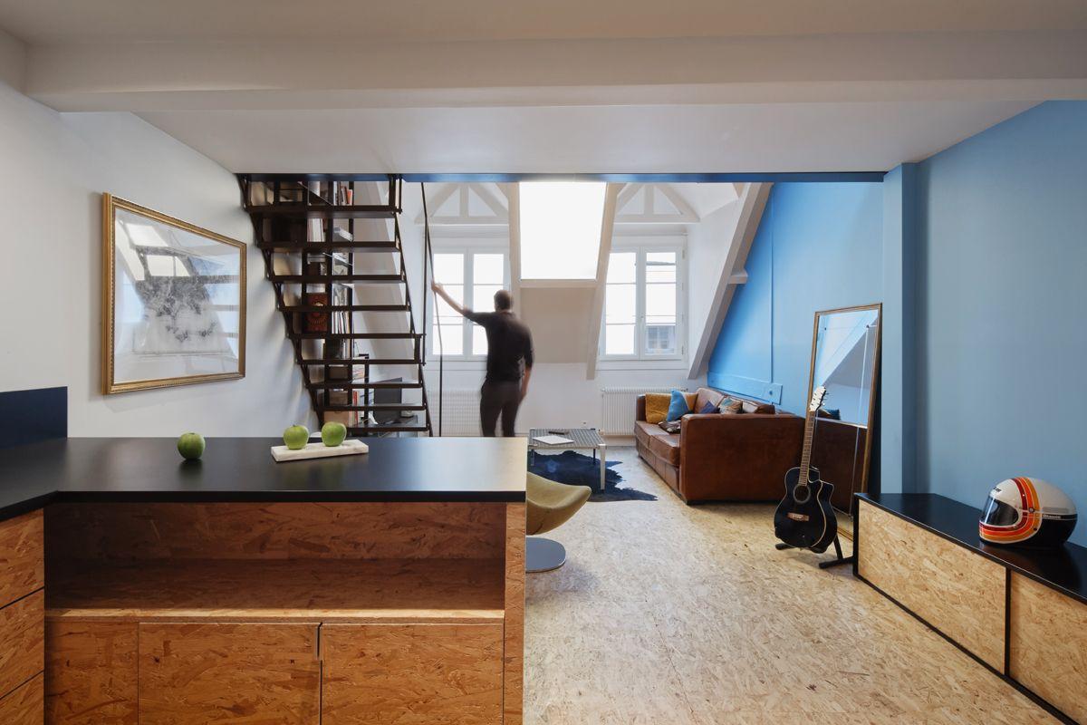 Sottotetto con soppalco - Foto   Appartamento attico ...