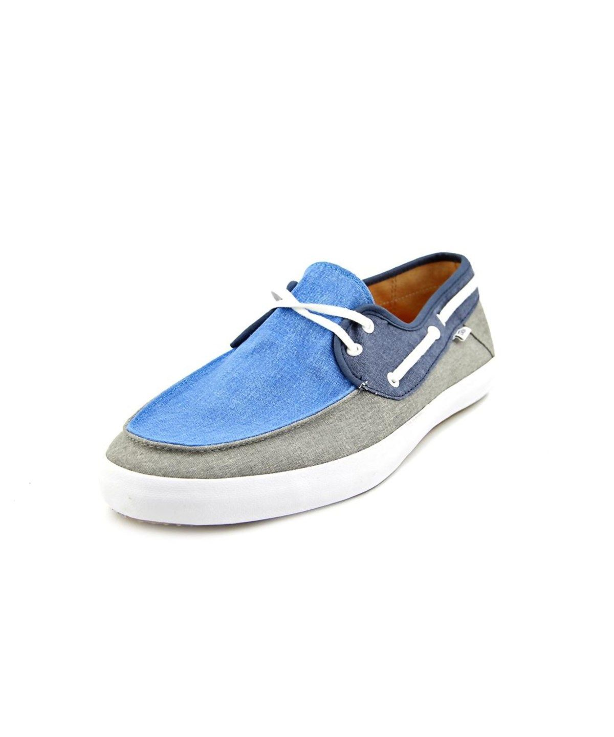 VANS VANS CHAUFFEUR MOC TOE CANVAS BOAT SHOE'. #vans #shoes