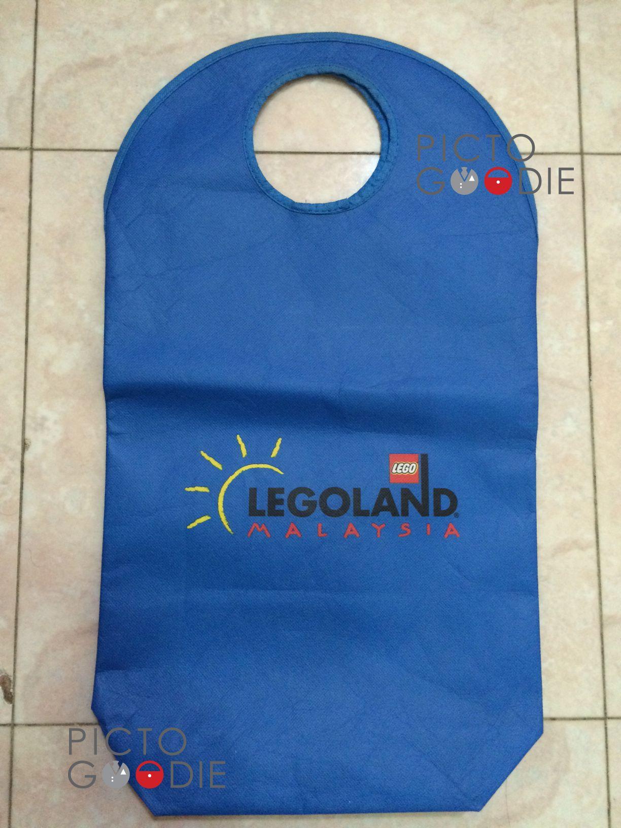 Tas Promosi - Legoland Malaysia (Dengan gambar)   Tas