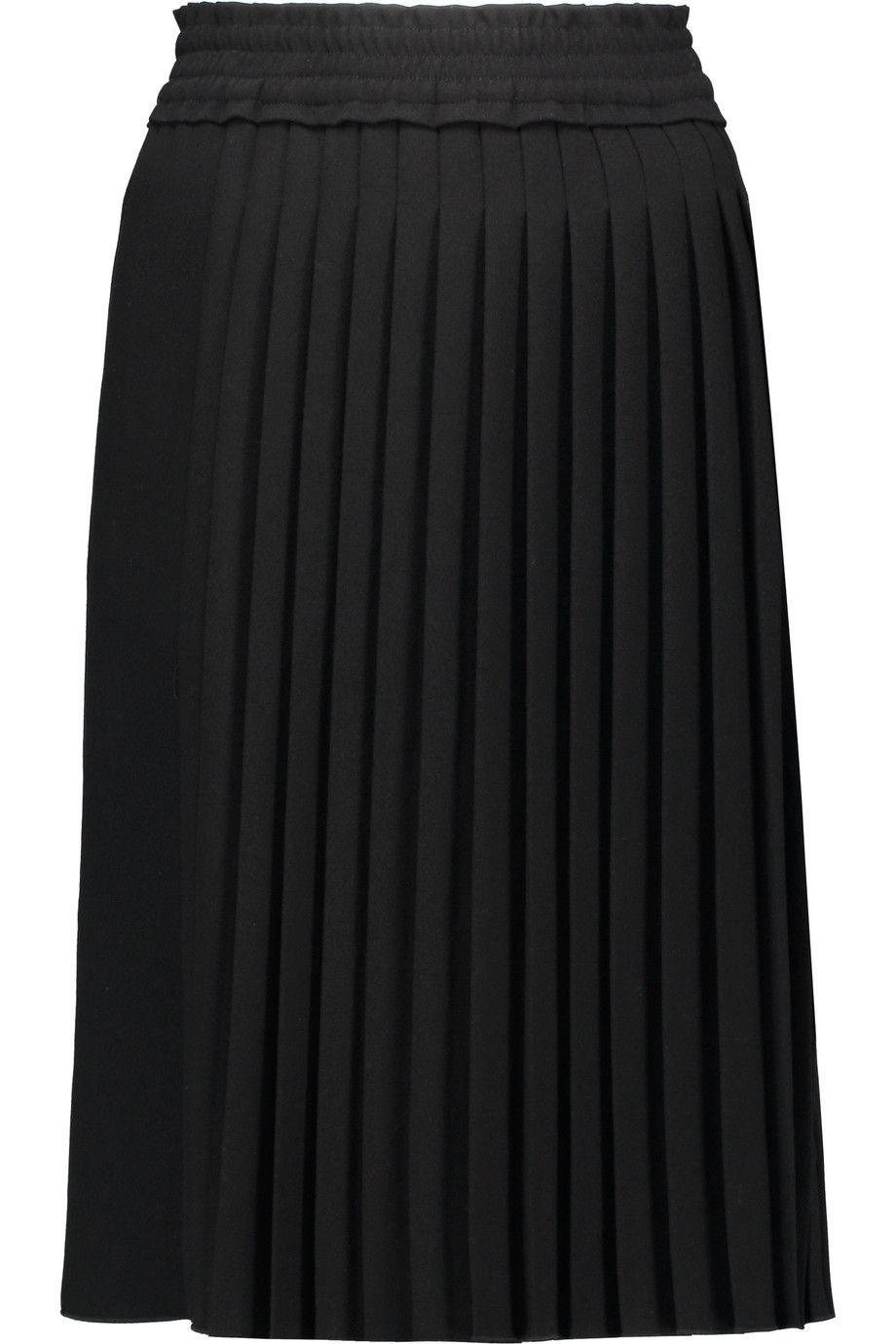 ETOILE ISABEL MARANT Mathilde pleated crepe skirt. #etoileisabelmarant #cloth #skirt