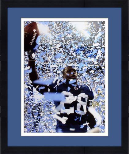 Framed Marlin Jackson Signed 16x20 Photo - JSA  SportsMemorabilia   IndianapolisColts Peyton Manning fba13f794