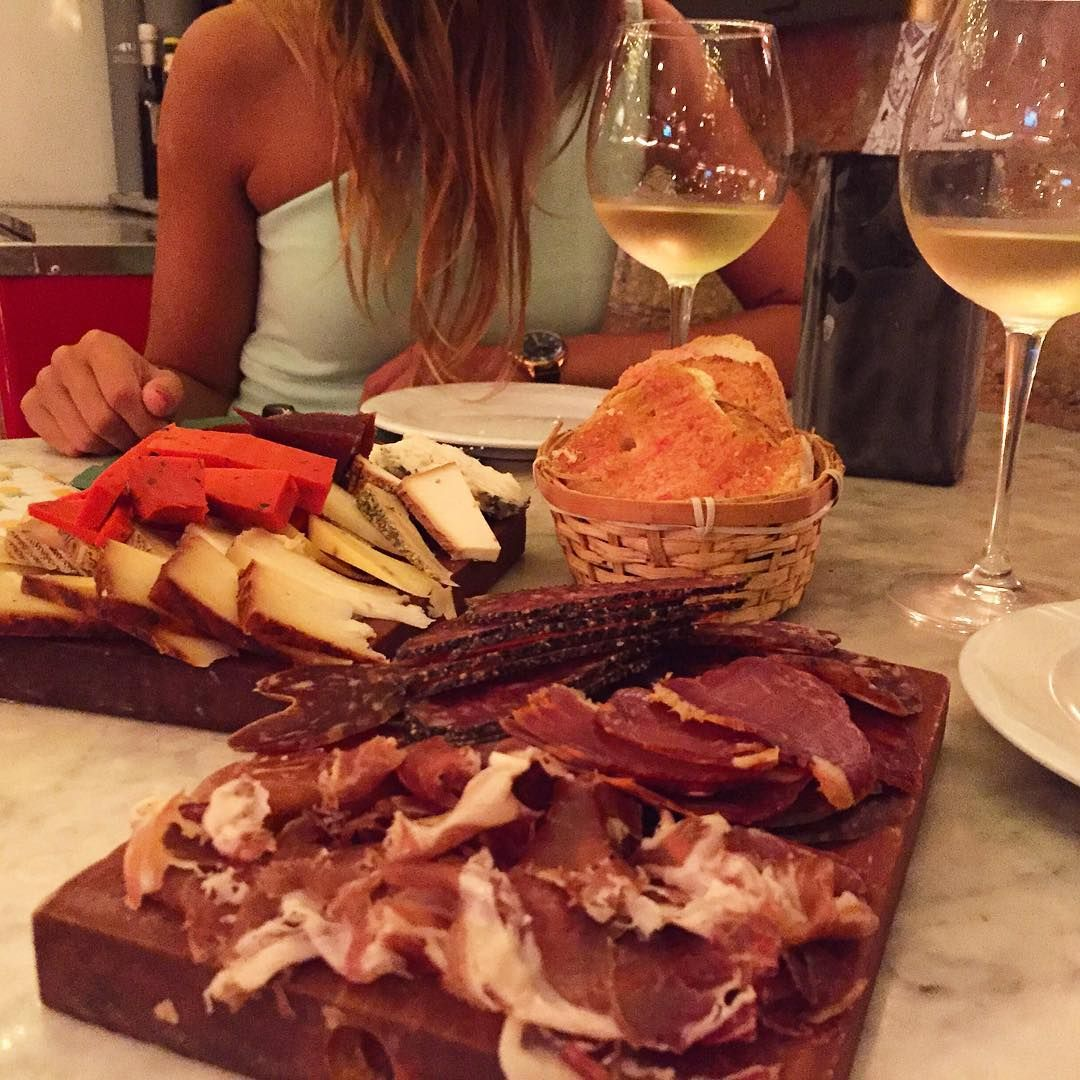 Recasens Barcelona Food Cheese Board Barcelona