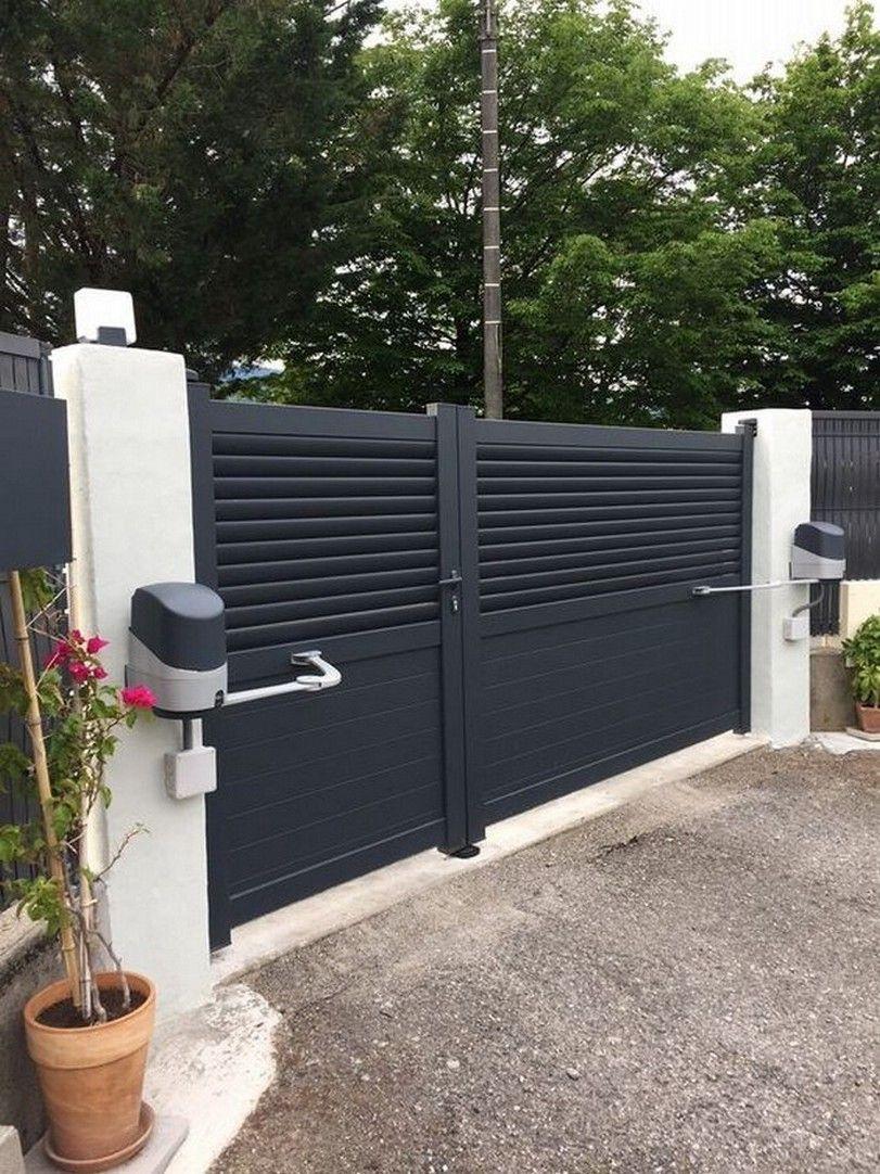 Modern Gate Design for House 2021 in 2020 | House gate ...