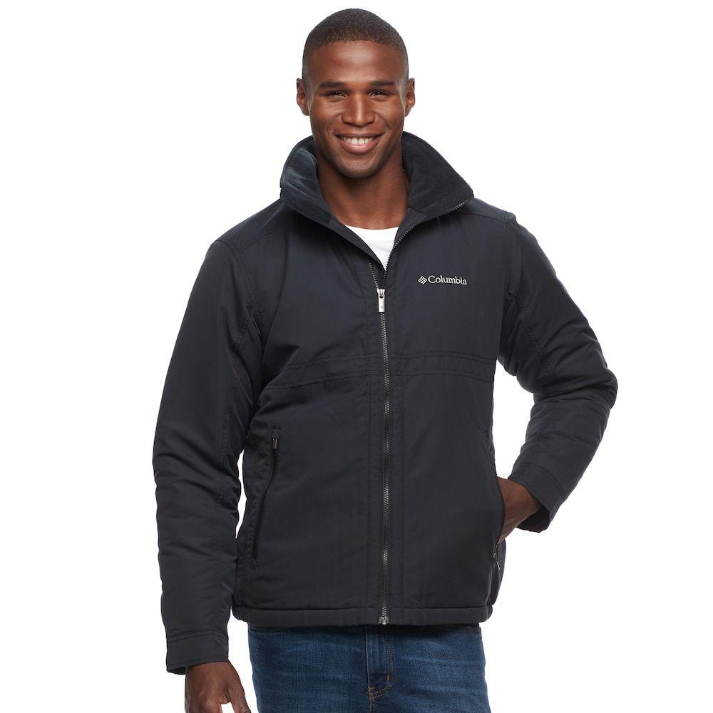 Columbia big u tall northern voyage jacket tall greys columbia