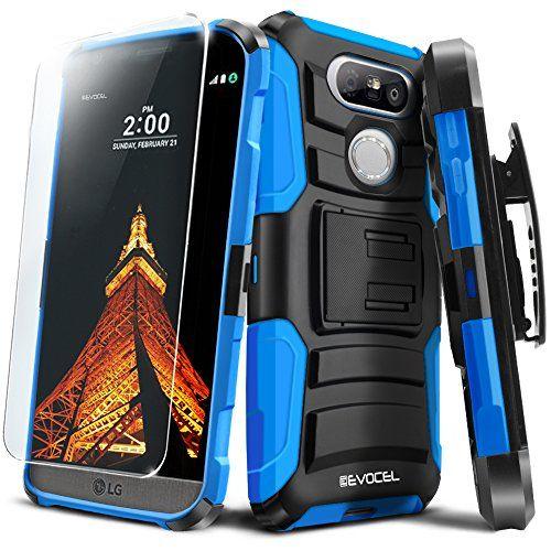 Evocel® LG G5 [Generation Series] Rugged Holster [Kicksta... https://www.amazon.com/dp/B01D0II81G/ref=cm_sw_r_pi_dp_mpdBxbY3SYBV0