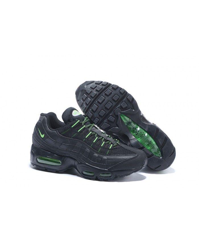 Nike Air Max 95 Original Black Green Trainers