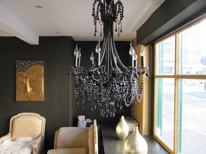 Tatiana Hair Extensions salon interior design, interior decor ...