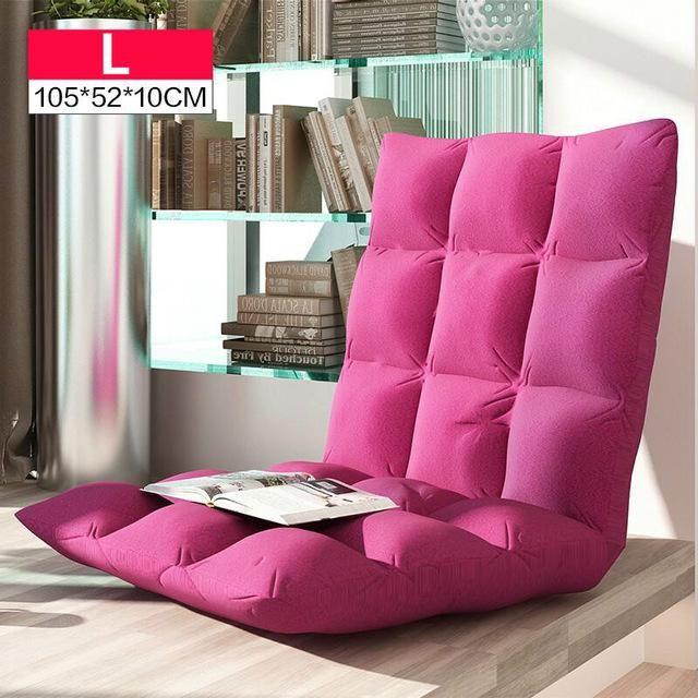 Comfort lounger tatami folding chair | Lazy