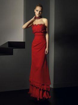 Spanish Bridesmaid Dress