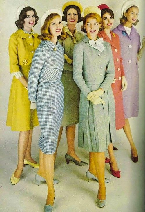 Retro Revolution Where To Find Vintage Clothing In: 1960s Fashion: What Did Women Wear?