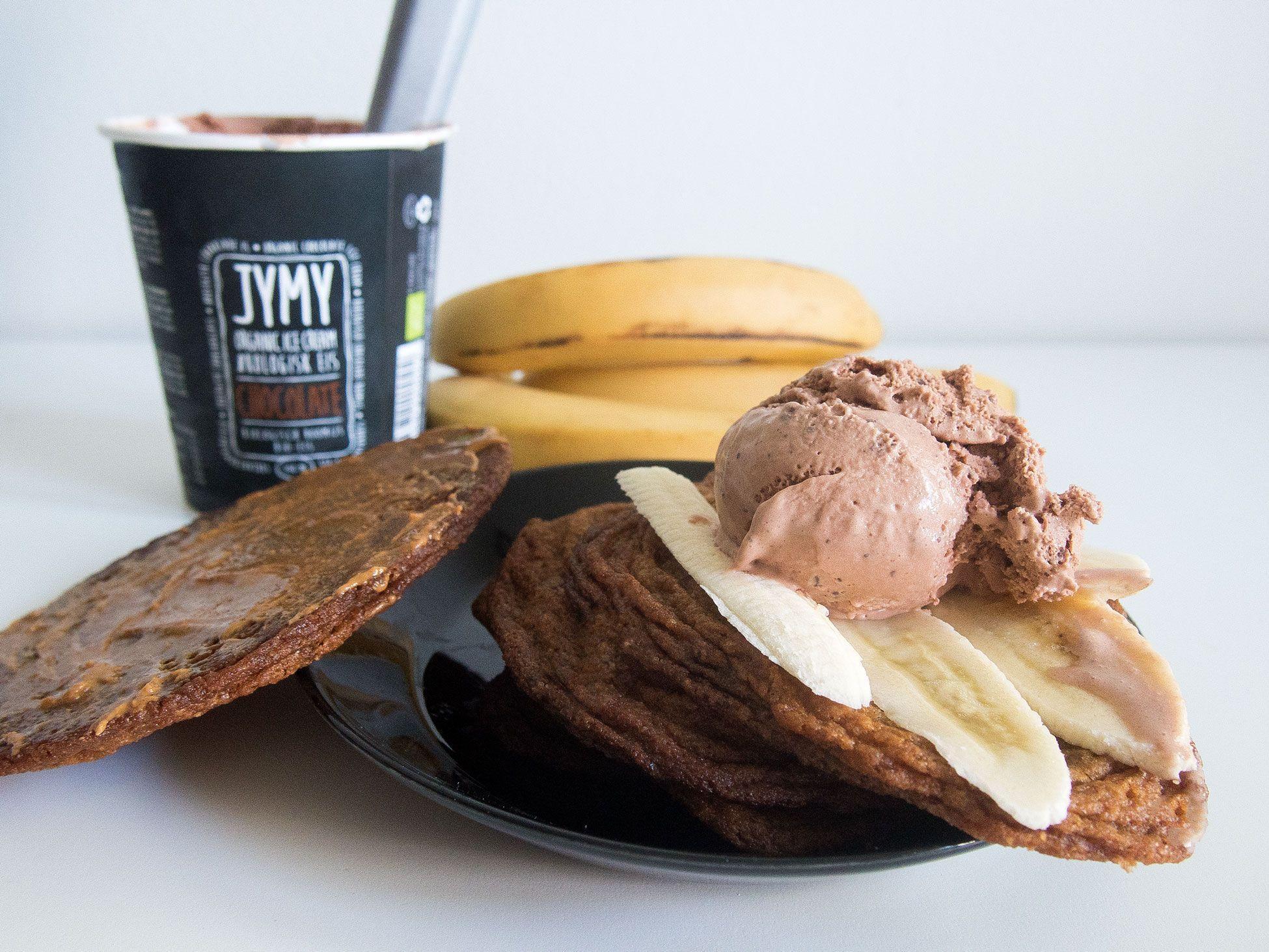 Jymy jäätelö | Miten saat hyvän jäätelön riittämään useammalle?