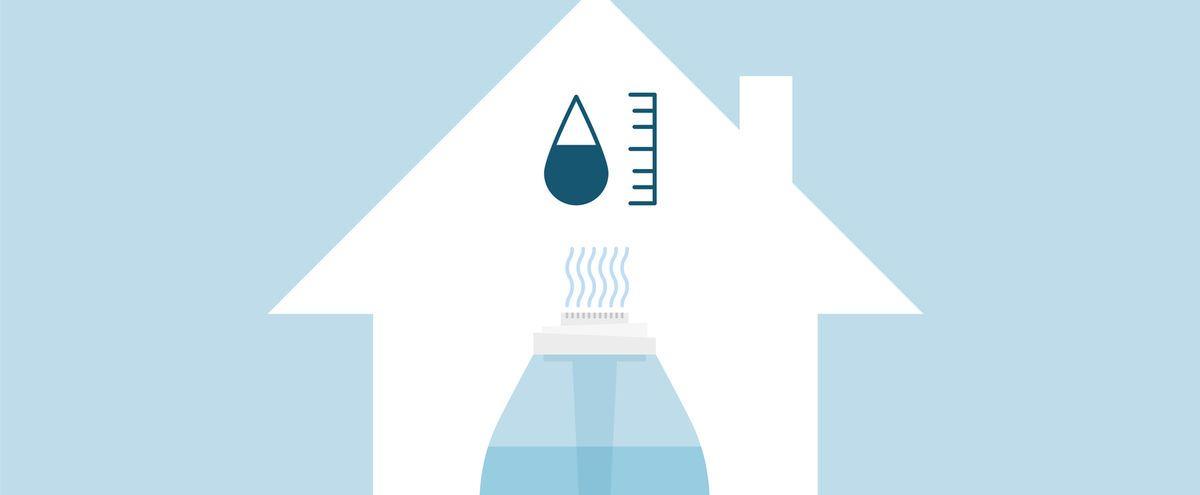 Les fenêtres de votre maison ont-elles tendance à givrer en hiver - que faire en cas d humidite dans une maison
