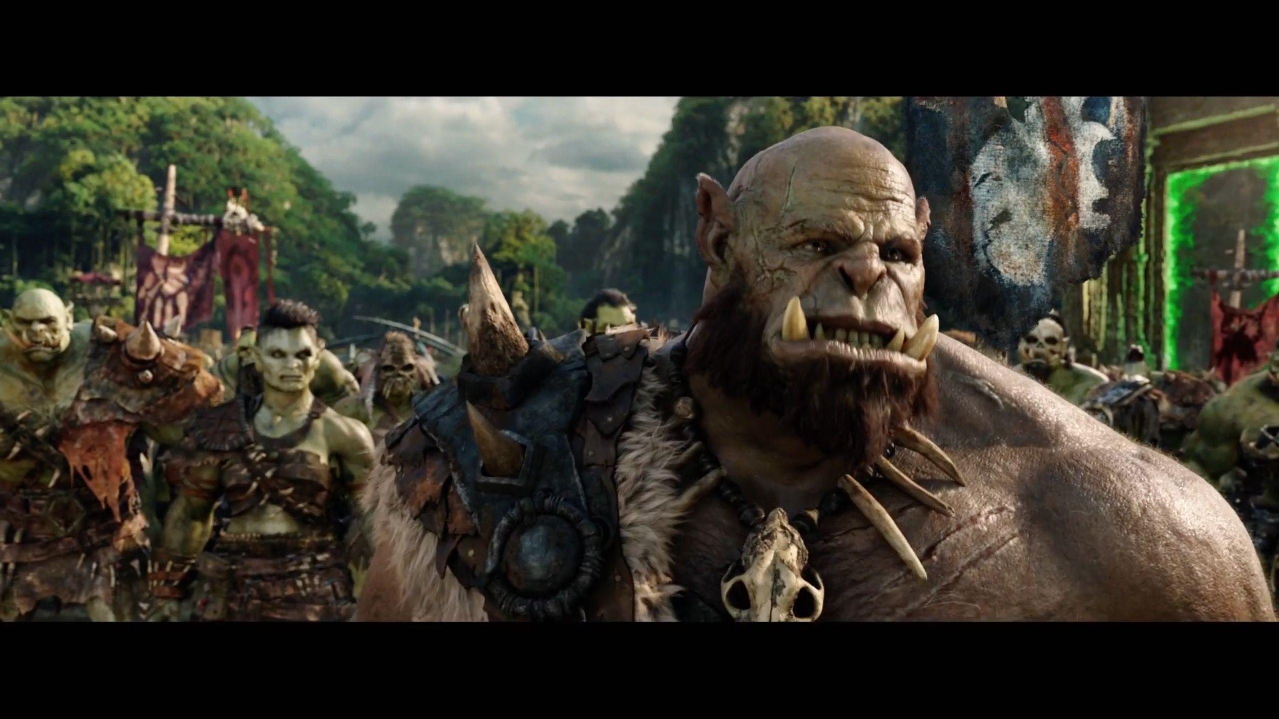 Blizzard unveils further Warcraft movie info at Blizzcon