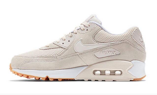 3a306af4ca6fe Nike Air max 90 premium Phantom color 537384-055 New colorway