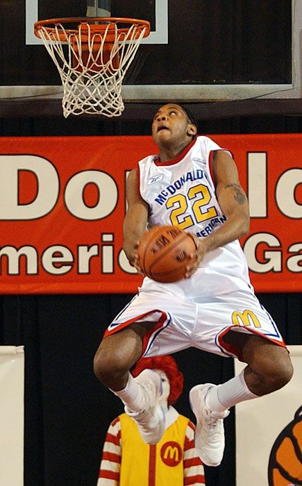 new arrival fbdd9 98838 Carmelo Anthony 02' McDonalds All American | All American ...