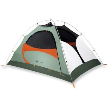 REI C& Dome 2 Tent. This is a 2 person 3-season tent  sc 1 st  Pinterest & REI Camp Dome 2 Tent. This is a 2 person 3-season tent | Stuff to ...