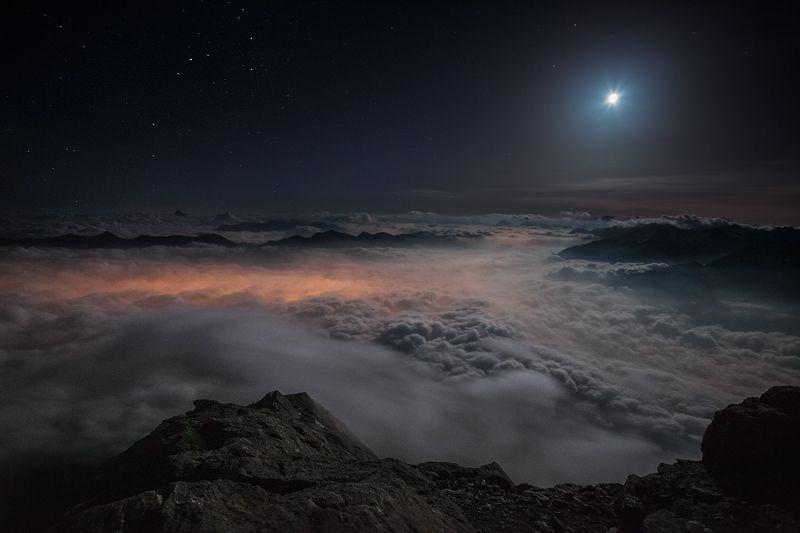 Roberto Bertero   Above the Darkness of the Night