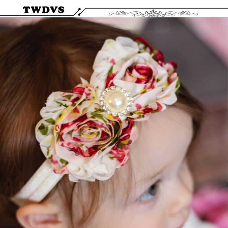 1 04 Buy Here Https Alitems Com G 1e8d114494ebda23ff8b16525dc3e8 I 5 Ulp Https 3a 2f 2fwww A Vintage Baby Girl Rosette Headband Hair Accessories Pictures
