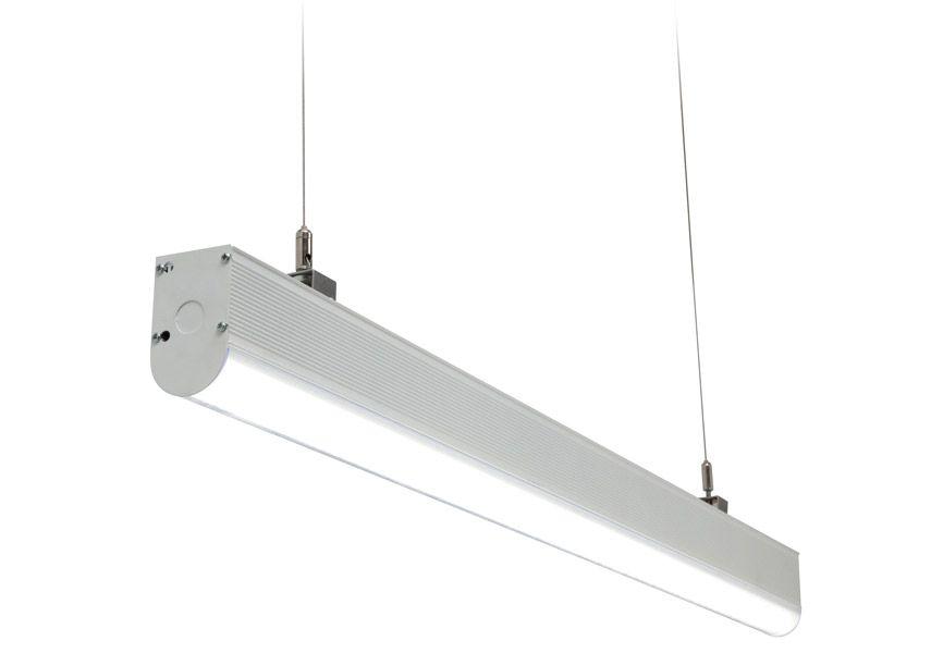 Ge Indoor Lighting Low Bay Led Linear Fixtures