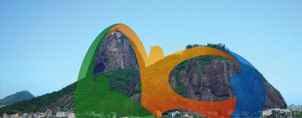 Rio 2016 by Tátil Design de Ideias , via Behance
