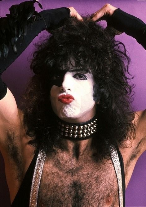 Is paul stanley of kiss gay